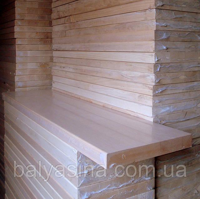Деревянные ступени из бука 700х300х40 цельноламельные
