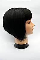 Парик из искусственного волоса; боб-карэ