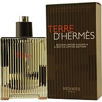 Мужская туалетная вода Hermes Terre D`Hermes Edition Limitee Flacon, 100 мл