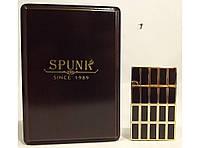 Подарочная зажигалка SPUNK  в деревянной упаковке алPZ36191