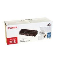 Картридж тонерный Canon 708 для LBP-3300/3360, HP LJ 1160/1320 (0266B002)