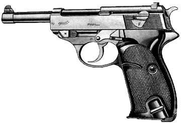 Зажигалки оружие.