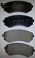 Колодка тормозная (производство Kashiyama ), код запчасти: D1116M