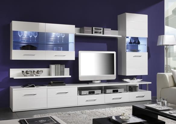 Мебель для гостинной, стенки