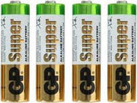 Батарейки GP Super Alkaline АА LR6 40 шт. упак., фото 1