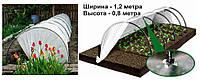 """Парник Shelter (с системой полива """"водяной туман"""" 4 м )"""