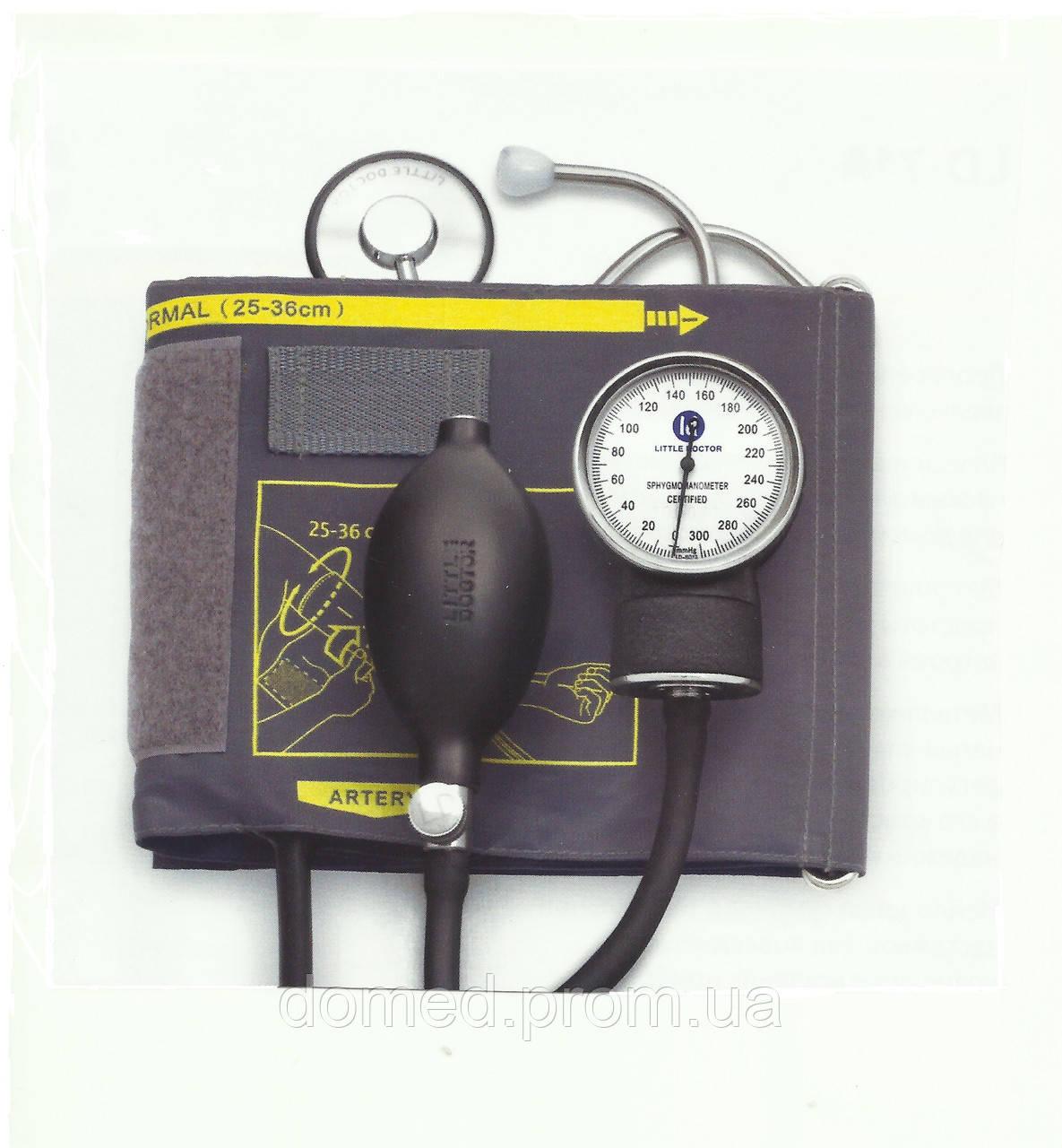 Тонометр механический на плечо Little Doctor LD-71