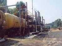 Генеральный подряд при строительстве нефтебаз и резервуарных парков. Монтаже понтонов из США для резервуаров (