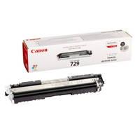 Картридж тонерный Canon 729 для LBP-7018С/7010С Black (4370B002)
