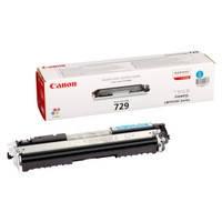 Картридж тонерный Canon 729 для LBP-7018С/7010С Cyan (4369B002)