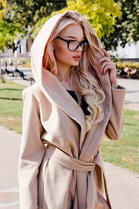 Пальто с капюшоном 20\7037, фото 2