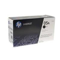 Картридж тонерный HP 05A для LJ P2035/P2055d/2055dn Black (CE505A)