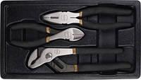 Т28963 Набор губцевого инструмента, 3 предмета