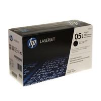 Картридж тонерный HP 05A для LJ P2035/P2055d/2055dn Black (CE505L) Economy