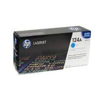 Картридж тонерный HP 124A для CLJ 1600/2600/2605 Cyan (Q6001A)