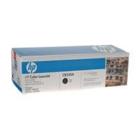 Картридж тонерный HP 125A для Color LaserJet CP1215/CP1515/CM1312 Black (CB540A)
