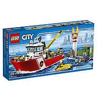 LEGO® City ПОЖАРНЫЙ КАТЕР