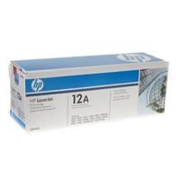 Картридж тонерный HP 12A для LJ 1010/1020/1022 Black (Q2612A)