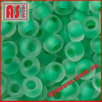 Бисер Preciosa 10/0 #38358 матовый - зеленый