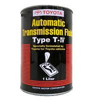 Масло трансмиссионное акпп toyota atf type t-iv, 1л (производство TOYOTA ), код запчасти: 0888681016
