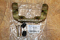 Скоба суппорта Ланос переднего (с направляющими и пыльниками) 96273700-2