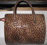 Каркасная женская сумка