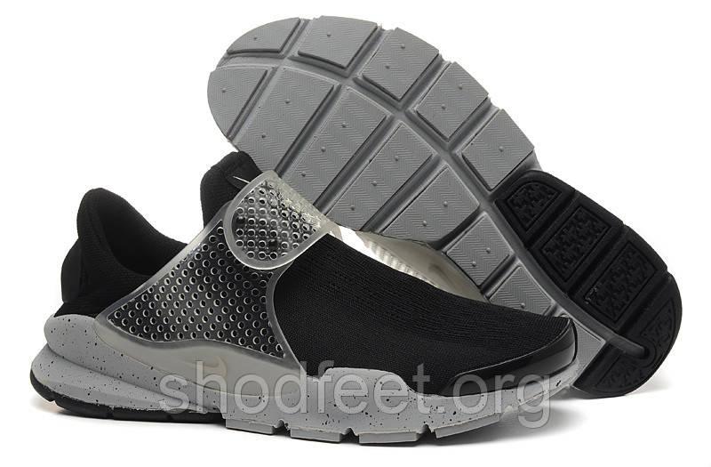 Мужские кроссовки Nike Sock Dart Hiroshi Fujiwara Oreo