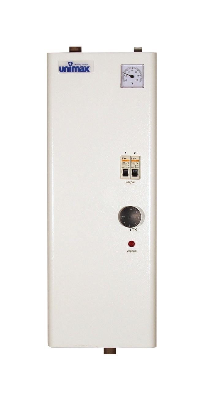 Котел электрический Unimax 4,5 кВт/220 мини