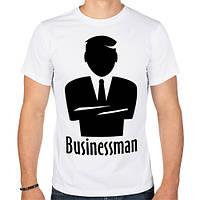 Мужская футболка «Деловая парочка (м)»