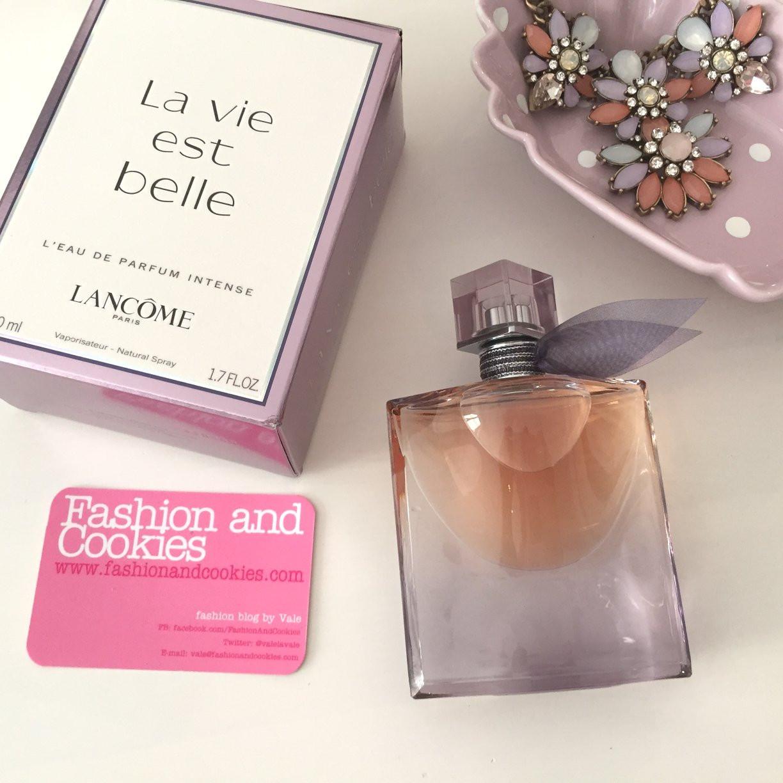 парфюм ланком La Vie Est Belle отзывы