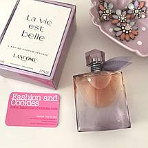 Lancome La Vie Est Belle Intense парфюмированная вода 75 ml. (Ланком Ля Ви Е Бель Интенс), фото 3