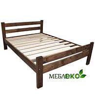 Кровать деревянная, Кровать Простая