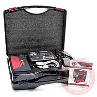 Набор пускозарядное устройство универсальное 16800 mАч и мини компрессор. INTERTOOL AT-3010