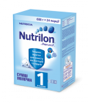 Сухая молочная смесь Nutrilon 1, 600 г