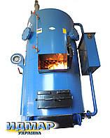 Парогенератор промышленный на твердом топливе Идмар СБ 700 кВт (1000 кг/ч)