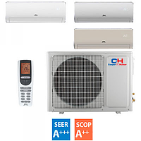 Кондиционер Cooper&Hunter CH-S12FTXS-M Design Inverter (ARCTIC)