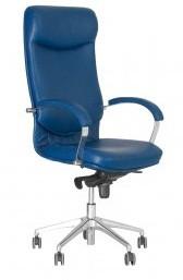 Кресло VEGA steel chrome (MB) Nowy Styl