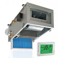 Приточная установка МПА 1800 В с системой автоматики