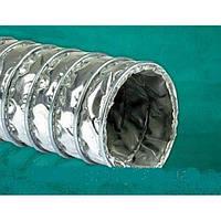 Гофрорукав КЛИН К9 (стекловолокно + стальная сетка) 100 мм