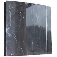 Вентилятор SILENT-100 CZ MARBLE BLACK DESIGN 3C