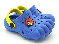 Детская обувь по типу кроксы (24-29). Арт. 2020 пальцы