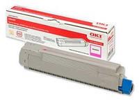 Заправка картриджей OKI 43487722 принтера OKI C8600/C8800