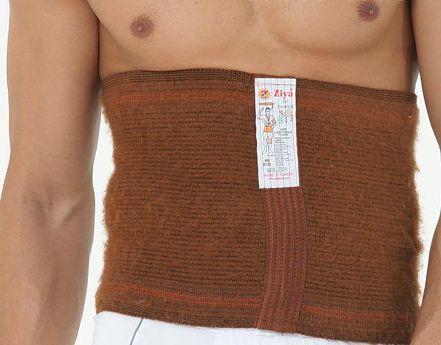 Пояса для поясницы из верблюжьей шерсти.