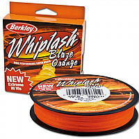 Шнур Berkley Whiplash Blaze Orange 110 м, 0,12 мм, 16.70 кг (шт.)