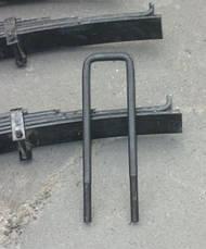 Стремянка рессоры 2ПТС-4  с гайками тракторного прицепа  887А-2912408, фото 3