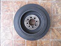 Шкив демпферный коленчатого вала Mazda 323 BF BG 1985 - 1994 гв. 1.7 D PN