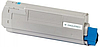Заправка картриджей OKI 43324443 принтера OKI C5500/C5550/C5800/C5900