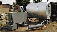 Углевыжигательная пиролизная установка.
