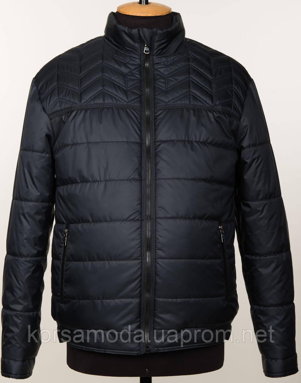 fa71bdca Новинка! Стеганная, демисезонная, мужская куртка