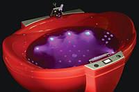 Гидромассажная ванна WGT Red Diamond комплектация Digital, 2000х1600х810 мм